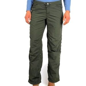 Exofficio Insect Shield Cargo Pants Size 6 Roll Up